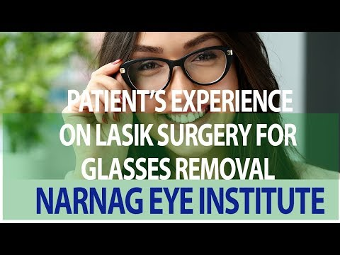 Patient's Reviews about Lasik Surgery at Narang Eye Institute