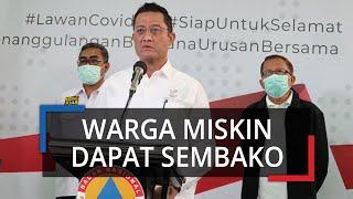 Warga Miskin di Jabodetabek Dapat Paket Sembako dari Presiden, Mensos: Bukan BLT