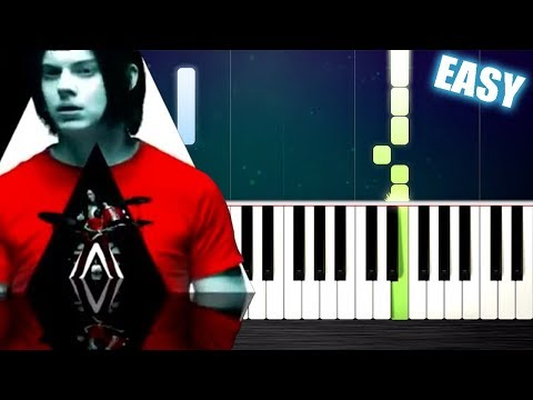 The White Stripes - Seven Nation Army - EASY Piano Tutorial by PlutaX