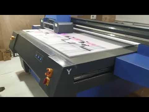 Keundo Uv Flatbed Printer And Hybrid Uv Printer