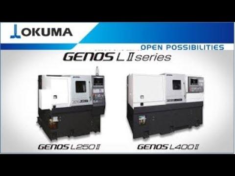 Okuma GENOS LII series