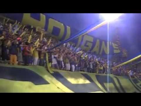 """Chancholigans - muchachos"" Barra: Chancholigans • Club: Sportivo Luqueño"
