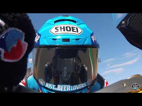 Una vuelta al 'Circuit Barcelona-Catalunya' con Alex Márquez