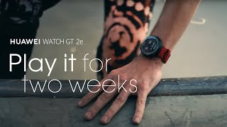 YouTube Video mJBTsmJgS_M for Product Huawei Watch GT 2e by Company Huawei Technologies in Industry Smartwatches