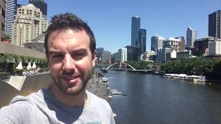 Summer in Melbourne