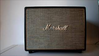 Marshall Woburn Sound