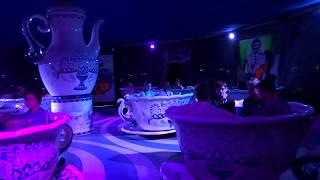 Griezelkopjes / Koffiekopjes - Europapark 2017 Halloween - Offride