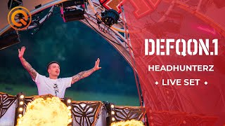 Headhunterz | Defqon.1 at Home 2020