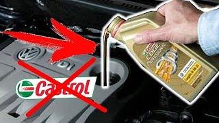 ЭТО масло уже не CASTROL. что будет с двигателем?