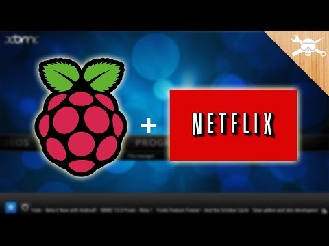 Build A Raspberry Pi Home Theater PC that Plays Netflix, Amazon & Your Media Collection!