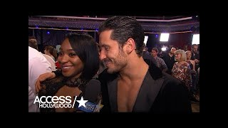'Dancing With The Stars': Normani Kordei Says She's 'Not The Same Person' Anymore