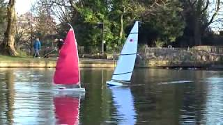 MIA Trike-a-Sail™ RC Land Yacht RC Land Sailer FEB 2018 2