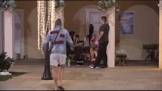 Zadruga - Brutalna svađa Lune i Slobe posle puštenih snimaka - 08.06.2018.