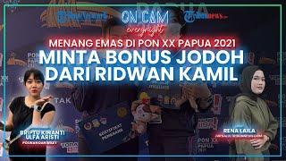 Masih Jomblo, Kinanti Ulfa Atlet Peraih Emas di PON XX PAPUA & Minta Bonus Jodoh dari Ridwan Kamil?