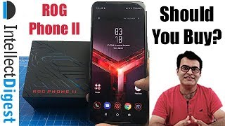 Asus ROG Phone 2 Hands On Review- Should You Buy? Pros and Cons