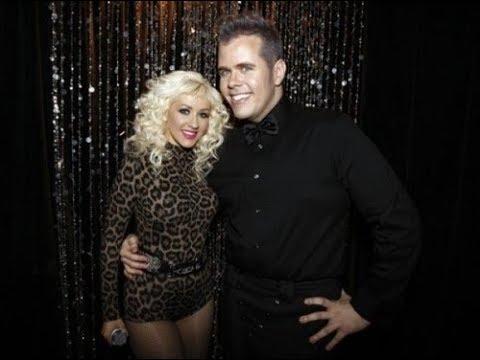 Christina Aguilera Blames Me For 'Bionic' Failure! - Perez Hilton