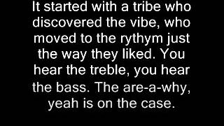 Tribal Dance Lyrics