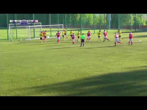 2002 г.р.: Строгино - Спартак-2 - 5:2
