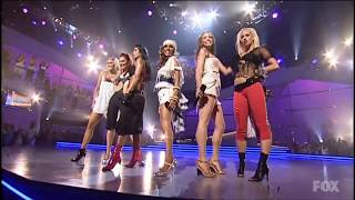 Kimberly Wyatt live on So You Think You Can Dance with The Pussycat Dolls