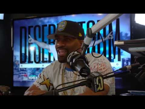 Dj Clue Interviews Rick Ross & Asks About His Collabs with Drake on Power 105 Clue Radio