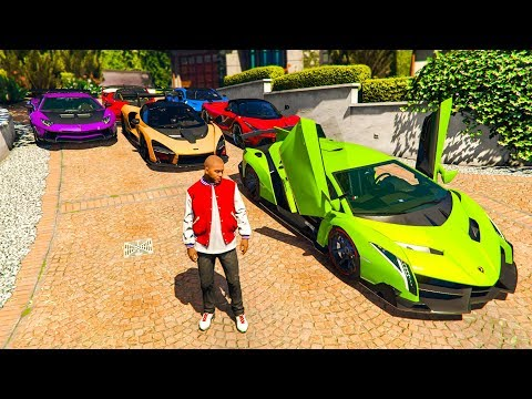 The Best REAL LIFE Cars In GTA 5! (Luxury Car Mods)