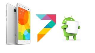 Cómo Instalar MIUI 7 Android 6.0.1 Español En Xiaomi Mi4 Y Mi3