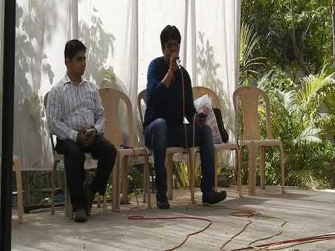 Music Performance by Swar Group (SGSITS) at Jaivik Setu