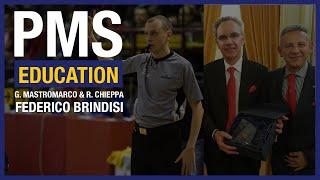 PMS Education – Lezione 4: Gianpaolo Mastromarco, Roberto Chieppa e Federico Brindisi