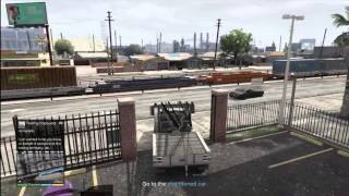 GTA V Property Management 06 Tow Truck