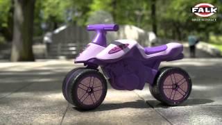 Paspiriamas balansinis motociklas iki 30 kg | Motor Ride-On | Falk 408