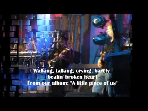 Greenhorns - Walking, talking, crying, barely beatin' broken heart