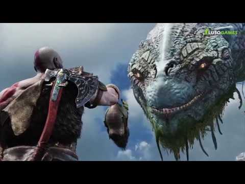 God Of War (Trailer em português)