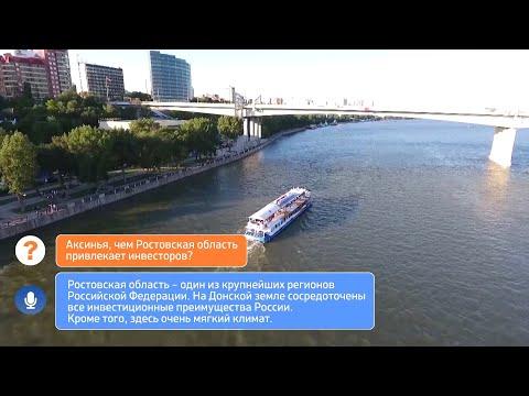 Инвестиционный потенциал Ростовской области