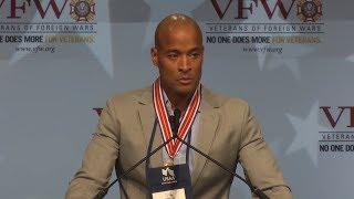 2018 VFW Americanism Award - David Goggins