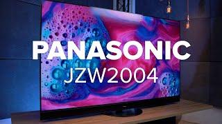 Panasonic JZW2004 im Test: In Bild und Ton der beste Fernseher! | deutsch