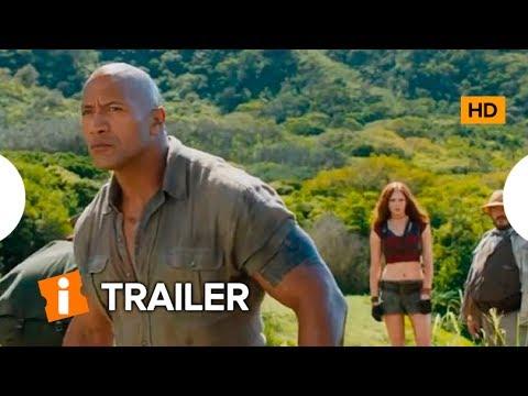 Jumanji 2 - Bem-vindo a Selva | Trailer  Dublado