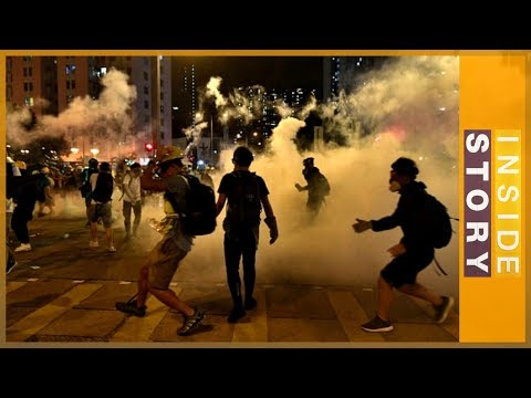 Will China stop Hong Kong's protests?