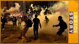 Will China stop Hong Kong's protests?