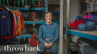 Why purple Wiggle Jeff Fatt handed over the reigns | Throwback