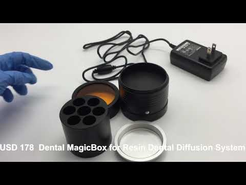 Dental MagicBox for Resin Dental Diffusion System