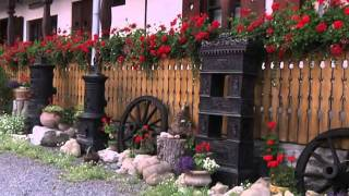 #244. ГИС-Туризм. Религия и кухня Румынии