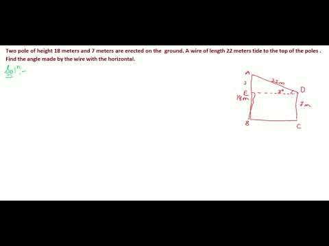 Trigonometry Part 32 Solutions for Class 10 CBSE
