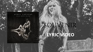 Avril Lavigne - Souvenir | Lyrics