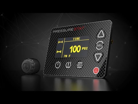 Bridgestone PressureStat Tire Pressure Monitoring System