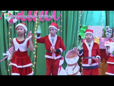 "Nhảy ""We wish you a merry christmas"" – Lớp 2C1 WHS"