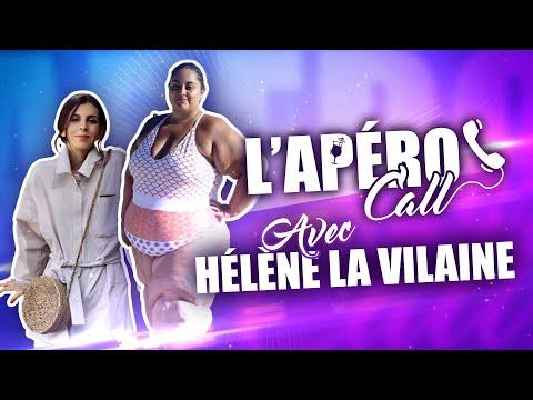 HÉLÈNE, SON COMBAT CONTRE L'OBÉSITÉ #LApéroCall W/ @Hélène La Vilaine