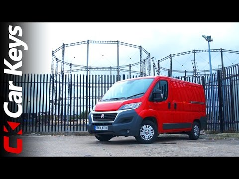 Fiat Ducato 2015 review - Car Keys