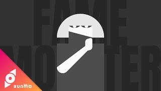 InkscapeチュートリアルFameMonsterをフラットデザイン#07