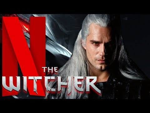 The Witcher series Netflix, Henry Cavill shows the scars on