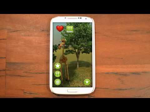 Video of Talking Giraffe